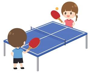 新宿 で 安い 卓球場 が レッスン ジュニア 幼児 コースを始めました!!